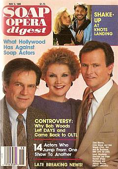 Soap Opera Digest May 3, 1988