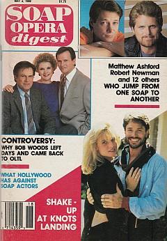 May 3,1988 Soap Opera Digest