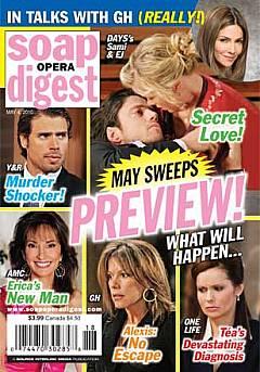 Soap Opera Digest May 4, 2010