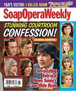 Soap Opera Weekly May 4, 2010