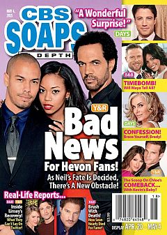 CBS Soaps In Depth May 4, 2015
