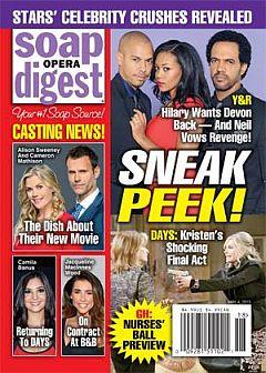 Soap Opera Digest May 4, 2015