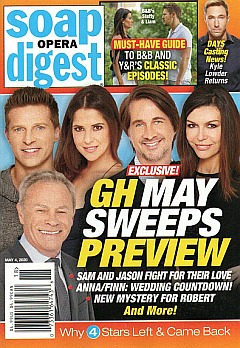 Soap Opera Digest May 4, 2020