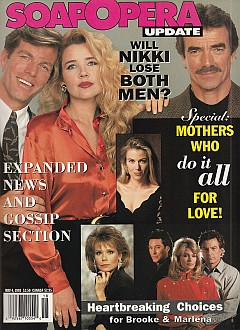 Soap Opera Update May 4, 1993