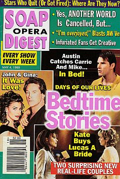 Soap Opera Digest - May 4, 1999