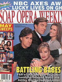 Soap Opera Weekly May 4, 1999