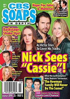 CBS Soaps In Depth May 5, 2014