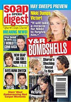 Soap Opera Digest May 5, 2014