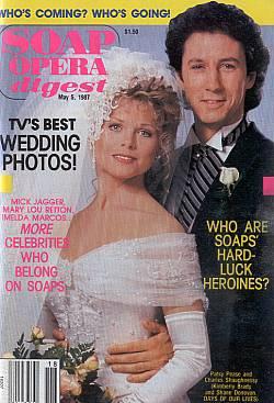 Soap Opera Digest May 5, 1987