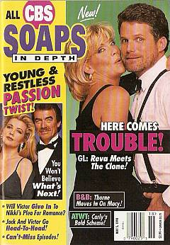 CBS Soaps In Depth - May 5, 1998