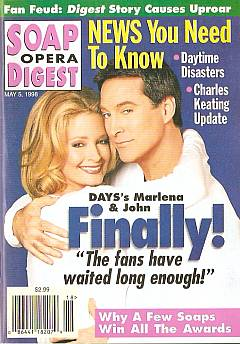 Soap Opera Digest - May 5, 1998