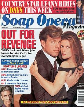 Soap Opera Magazine May 5, 1998