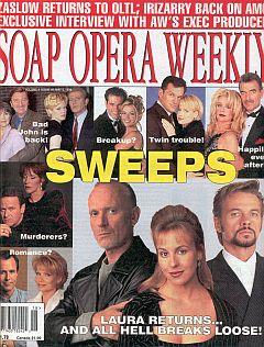 Soap Opera Weekly May 5, 1998