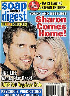 Soap Opera Digest May 6, 2003