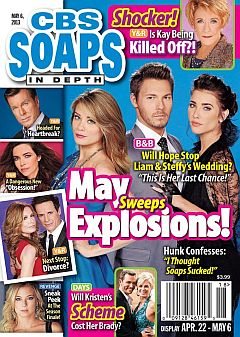 CBS Soaps In Depth May 6, 2013