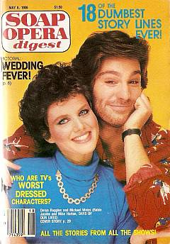 Soap Opera Digest May 6, 1986