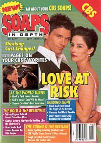 CBS Soaps In Depth May 6, 1997