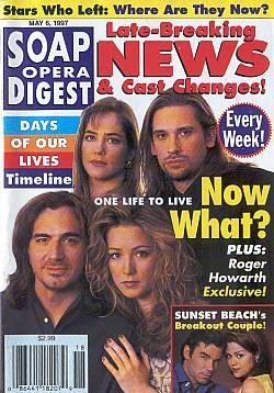 Soap Opera Digest - May 6, 1997