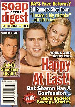 Soap Opera Digest May 7, 2002
