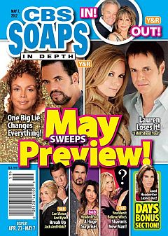 CBS Soaps In Depth May 7, 2012><br>  <font size=