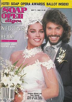 May 7, 1985 Soap Opera Digest