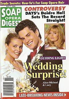 Soap Opera Digest - May 7, 1996
