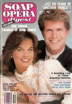May 8, 1984 Soap Opera Digest