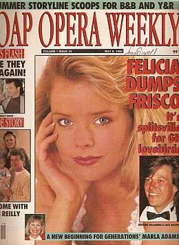 Soap Opera Weekly - May 8, 1990
