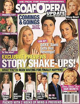 Soap Opera Update May 9, 2000