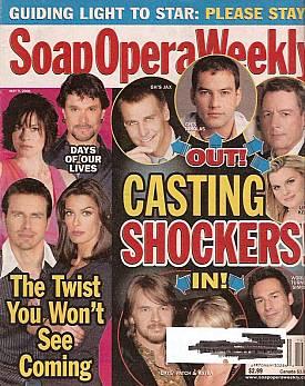 Soap Opera Weekly May 9, 2006