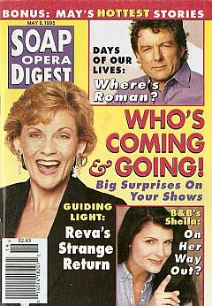 Soap Opera Digest - May 9, 1995
