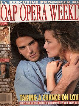 Soap Opera Weekly May 9, 1995