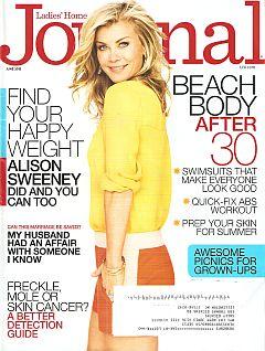 Ladies' Home Journal June 2013