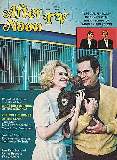 June 1971 issue of Afternoon TV soap opera magazine