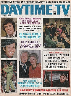 Daytime TV - June 1974