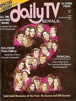 Daily TV Serials June 1975
