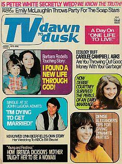 TV Dawn To Dusk June 1975