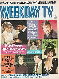 Weekday TV June 1975