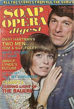 June 1976 issue of Soap Opera Digest