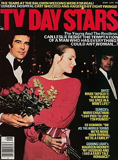 TV Day Stars June 1976