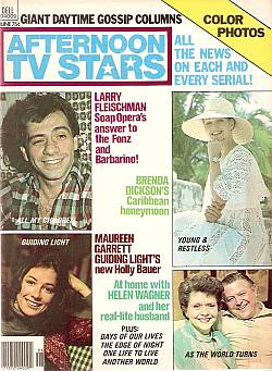 Afternoon TV Stars June 1977
