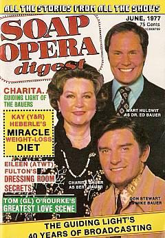Soap Opera Digest June 1977