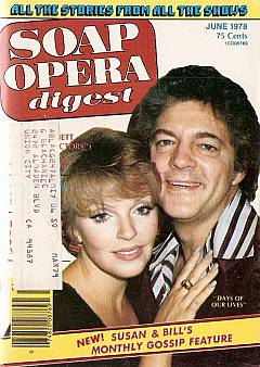 June 1978 issue of Soap Opera Digest
