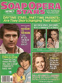 Soap Opera Stars June 1980