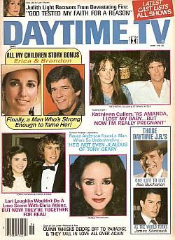Daytime TV - June 1981
