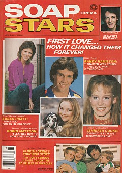 Soap Opera Stars June 1982