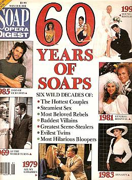 60 Years Of Soaps Collector's Issue