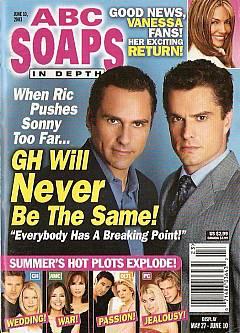 ABC Soaps In Depth June 10, 2003