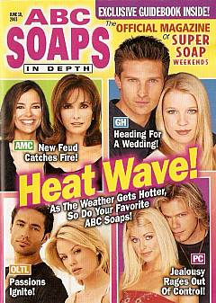 ABC Soaps In Depth June 10, 2003