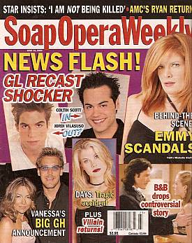 Soap Opera Weekly June 10, 2003